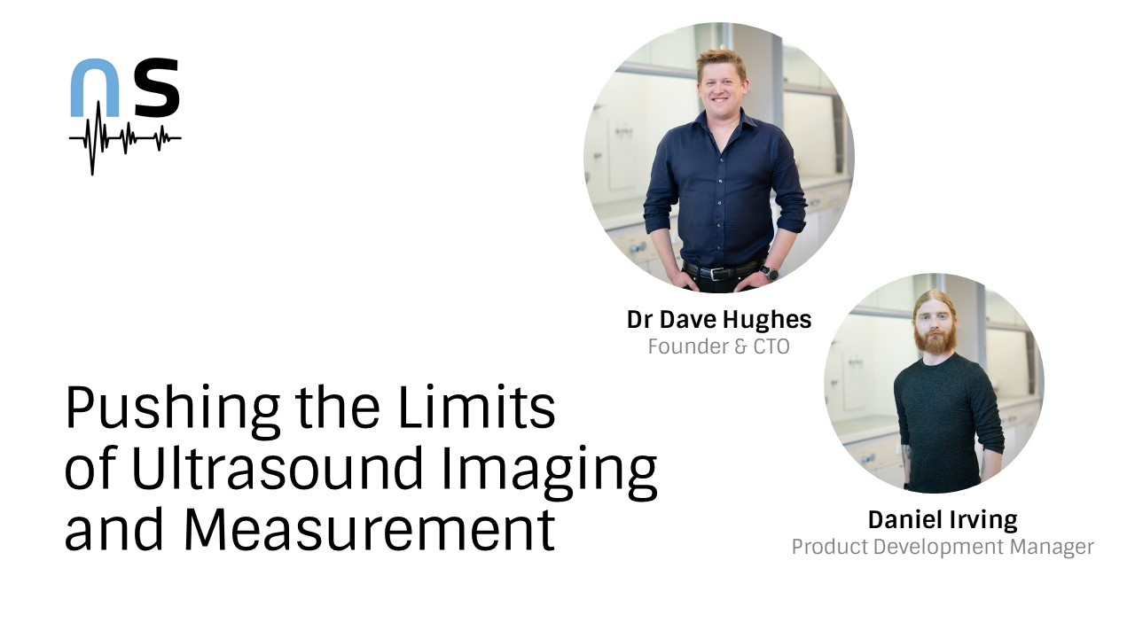 Pushing the Limits of Ultrasound Imaging and Measurement